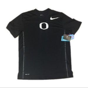 Oregon Ducks Nike Men's Dri Fit Velocity Shirt